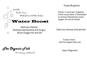 Water Boost